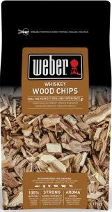 Weber Fire Spice Chips, Whiskey 17627