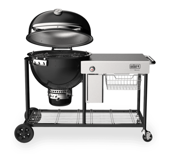 Summit Kamado S6 Holzkohlegrill-Center Ø 61 cm, Black  18501104