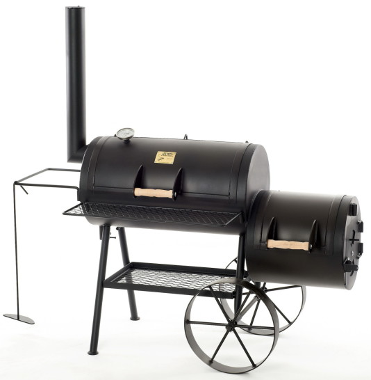 BBQ Stahl Smoker 16 Zoll Tradition Edition 2021 JS-33750